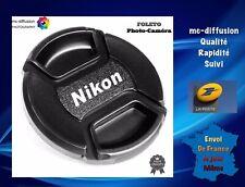 Bouchon d'objectif 52 mm, Cache objectif Pour Nikon ( Voir Description )