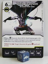 DC Dice Masters - #115 Dick Grayson Brand New Bat - World´s Finest