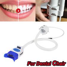 【US】Dental LED Light Lamp Teeth Whitening Bleaching Accelerator F/ Dental Chair