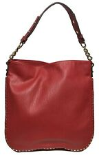 Jessica Simpson Woman's Hobo, Poppy Color - Gold-Toned Hardware
