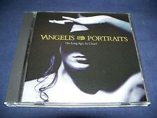 Portraits (So Long Ago, So Clear) Vangelis (CD 1996) 15 Songs Chariots Of Fire