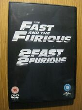 THE FAST AND THE FURIOUS / 2 FAST 2 FURIOUS - 2 DVD SET
