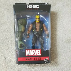 Hasbro Marvel Legends Series Gamerverse 6-inch Collectible Marvel's Rage Action
