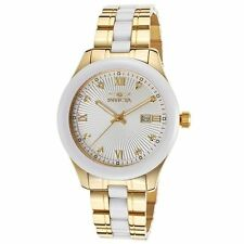 Invicta Gold Plated Wristwatches