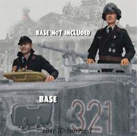 1/16 Tank Soldier Resin Figure Unpainted Model Kits Set of 2 GK Unassembled