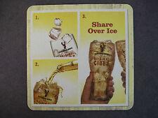 Cool Beer Coaster Bar ~*~ ALEXANDER KEITH'S Original Cider ~ Nova Scotia, CANADA