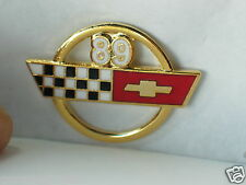 1989 Corvette Pin , Chevrolet Pins,  Lapel Pin,  Hat Tack, (**)