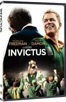 DVD Invictus Morgan Freeman Occasion
