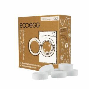 Ecoegg Washing Machine Detox Tablets - 6 tablets - Simple To Use - Eco Friendly