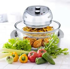 Big Boss XL Oil less Air Fryer & Tabletop Convection Oven, + 50 Recipe Book! NEW