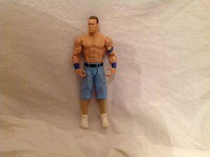 John Cena - Basic Series 1 - WWE Mattel Wrestling figure