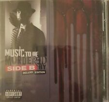 EMINEM CD - MUSIC TO BE MURDERED BY: SIDE B [2CD DELUXE]NEW SEALED Cracked See P
