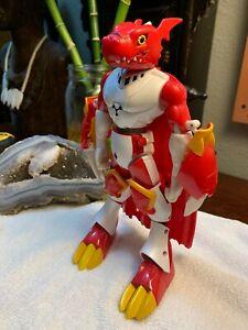 Vintage Digimon Figure Transformer Monster RARE Very Nice Pokemon