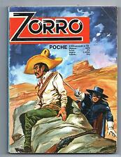 ZORRO poche n°73. Editions de l'Occident 1974 - J. PAPE. Bel état
