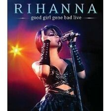 "Rihanna ""Good Girl Gone Bad Live"" blu ray neuf"