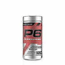 Cellucor P6 Original Advanced Anabolic Testosterone Booster 120 Caps