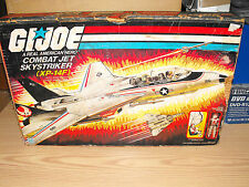 G.I. joe, action force SKYSTRIKER XP-14F Combat Jet, complet en boîte (no Paracute