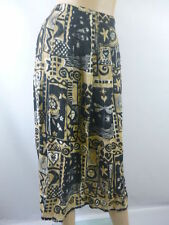 Wadenlange Damenröcke im A-Linien-Stil aus Viskose für die Freizeit