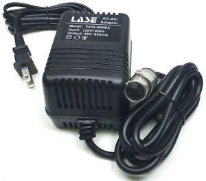 Replacement Soundcraft Power Supply Adapter FX16 Spirit Mixer Console 120V