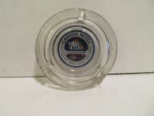 New listing Vintage Glass Astray Canyon Hotel Golf Resort 4 In
