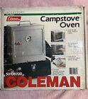 Coleman 5010B700 Camp Oven - Silver Vintage