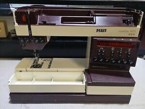 Pfaff Creative 1471 Electric Sewing Machine Vintage #2400