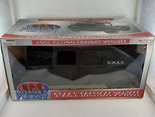 21st Century Toys - America's Finest - 1/6 Scale - SWAT TEAM Command Vehicle NIB