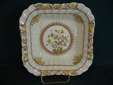 Copeland Spode Buttercup Old Mark Square Vegetable Serving Bowl - 2 Options