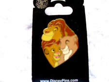 Disney * LION KING FAMILY - SIMBA MUFASA SARABI * New on Card Trading Pin
