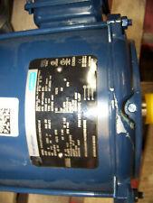 Marathon Globetrotter Lesson Motor 3 Ph 60 Hz 10 Hp 575v 215t Frame 1768 Rpm New