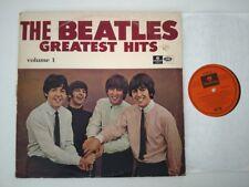 BEATLES LP GREATEST HITS, VOL. 1 1969 PARLOPHONE PCSO-7533 AUSTRALIA  1ST PRESS