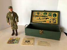 Vintage 1964 Hasbro GI Joe Action Soldier