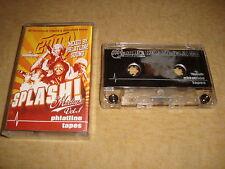 SPLASH 2004 - 90 Minutes Of Dancehall & Reggae The Mixtape Vol 1 (Tape) PHATLINE