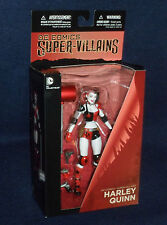 DC Direct The New 52 Super Villains HARLEY QUINN Roller Derby Action Figure
