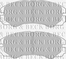 BORG & BECK BBP1485 BRAKE PAD SET FOR DISC BRAKE FRONT AXLE PA568639C OE QUALIT