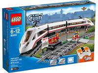 LEGO® CITY 60051 Hochgeschwindigkeitszug - NEU / OVP ----