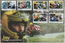 I.O.M 2001 JOEY DUNLOP FDC LOT R2684