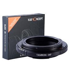 K&F Concept TAMRON-AF Adapter Tamron Adaptall 2 Lens to MINOLTA Sony Alpha AF