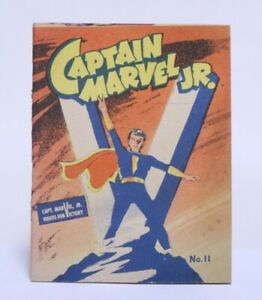 VERY NICE VINTAGE 1942 MIGHTY MIDGET COMICS: CAPTAIN MARVEL JR. #11