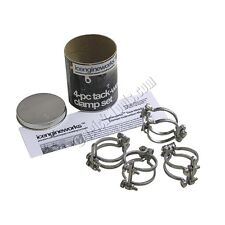 """Ice Engine Works 1-3/4"""" OD Header Tack Welding Clamps Tac Weld 1750TTWCS"""