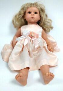 Lee Middleton Original Doll With Original Dress 55cm Tall