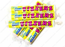 GIANT FIZZERS x 24 (full box) RETRO SWEETS PARTY BAG FILLERS