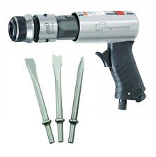 Air Power Hammer 3pce Chisel Set Gun Tool Trigger Auto...