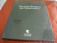 Atlante Storico dell' Alessandrino 207 Pag. Anno 2013