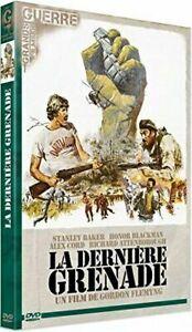 DVD - LA DERNIERE GRENADE / FLEMYNG, BAKER, BLACKMAN, ATTENBOROUGH, NEUF