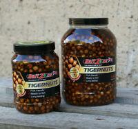 BaitZone Tigernuts Partikel Carp Karpfenfutter PVA-Friendly