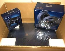 PLAYSTATION PS4 PRO 500 MILLION EDITION 2TB CONSOLE+DUALSHOCK+HEADSET *SEALED*