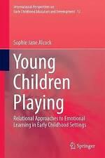 Los niños jugando: aproximaciones a relacional a principios de aprendizaje emocional..