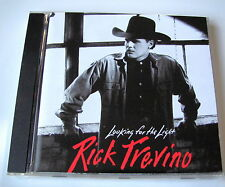 RICK TREVINO.........LOOKING FOR THE LIGHT.......CD