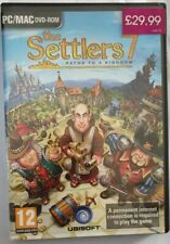 Settlers 7 Paths To A Kingdom (PC / MAC DVD) Used